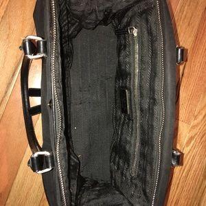 ... cheap prada bags rare vintage prada satchel doctor bowling bag c1ac6  2860b 5e55cb005ecf4